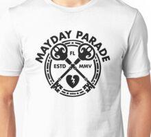 Mayday Parade Key (Dark) Unisex T-Shirt