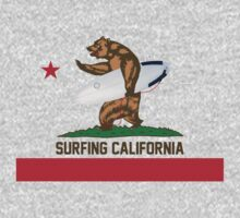 Surfing California by actionrepublic