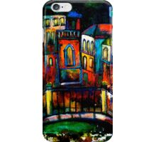 The Trip to Venice iPhone Case/Skin