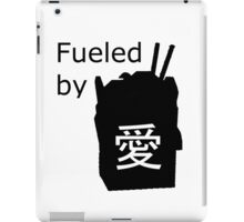 Fueled by  iPad Case/Skin
