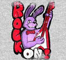 "Five Nights at Freddy's - Bonnie ""Rock On!"" T-Shirt Unisex T-Shirt"