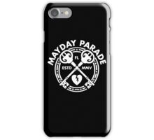 Mayday Parade Key (Light) iPhone Case/Skin