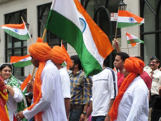 India Day Parade, NYC 2010 by chipster