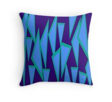 Floating Tri's #1 Throw Pillow