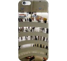 centre of The Guggenheim iPhone Case/Skin