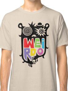 Big Weirdo - multi Classic T-Shirt
