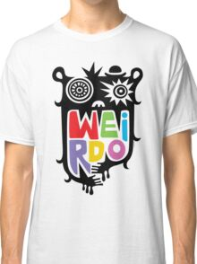 Big Weirdo - multi Classic T-Shirt