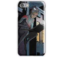 Ultimate Spider-Man Miles Morales iPhone Case/Skin