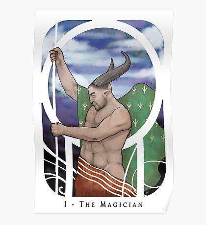 The Magician Poster