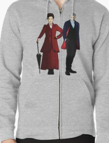 Doctor Who - 12th Doctor and Missy T-Shirt