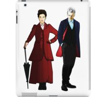 Doctor Who - 12th Doctor and Missy iPad Case/Skin