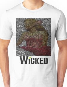 You're gonna be Popular! Wicked the musical Unisex T-Shirt