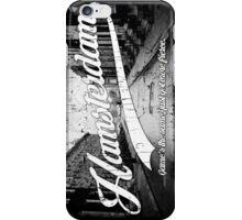 Hamsterdam - Cloud Nine Edition (White) iPhone Case/Skin
