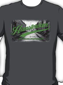 Hamsterdam - Cloud Nine Edition (Green) T-Shirt