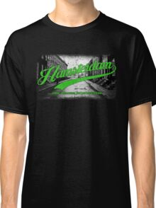 Hamsterdam - Cloud Nine Edition (Green) Classic T-Shirt