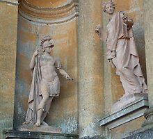 Blenheim Statues by rualexa