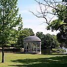 Slater Park Pavillion 1 by Cathy O. Lewis