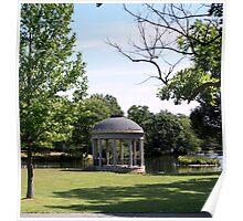 Slater Park Pavillion 1 Poster