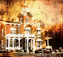 Stillman Mansion by Nadya Johnson