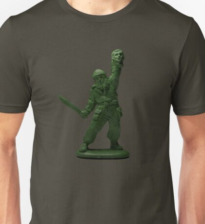 Chechen Toy Soldier Unisex T-Shirt