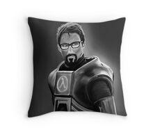 Gordon Freeman Throw Pillow