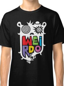Big Weirdo - on black Classic T-Shirt