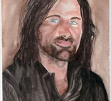 Aragorn  by pottypoems
