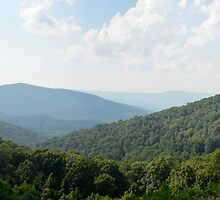 Blue Ridge Parkway 3 by Sunshinesmile83