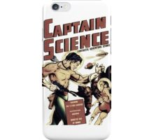 Captain Science #1 iPhone Case/Skin