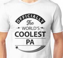 The World's Coolest Pa Unisex T-Shirt