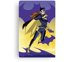 Batgirl - New Outfit 2015 Canvas Print
