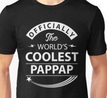 The World's Coolest Pappap Unisex T-Shirt