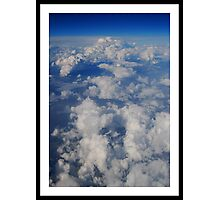 Cumulus Formations Photographic Print