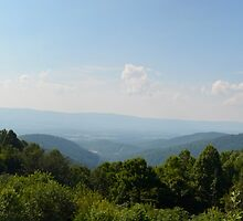 Blue Ridge Parkway 6 by Sunshinesmile83