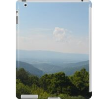 Blue Ridge Parkway 6 iPad Case/Skin