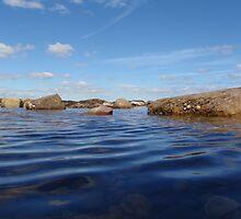 Islands or rocks by Tony Blakie