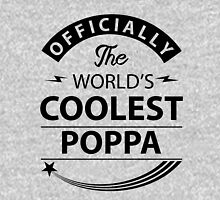 The World's Coolest Poppa Unisex T-Shirt