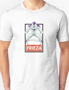 Frieza: Obey Fury Unisex T-Shirt