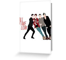 alltimelow Greeting Card