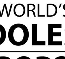 The World's Coolest Pops Sticker
