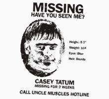 Casey Tatum by yeahfx