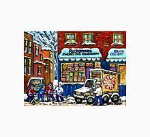 VINTAGE MONTREAL BAKERY RICHSTONE BAKERY AND HOCKEY Unisex T-Shirt
