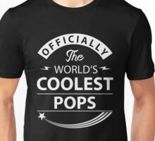 The World's Coolest Pops Unisex T-Shirt