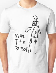 Max the Robot T-Shirt