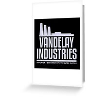 VANDELAY INDUSTRIES Greeting Card