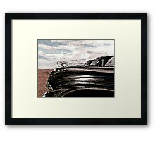 Flying 'A's Framed Print