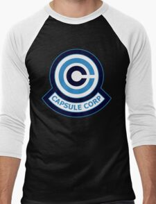 The Capsule Corporation, Blue Logo (Dragonball Z) T-Shirt