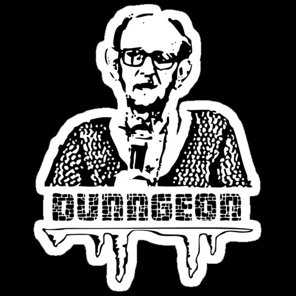 Richard Dunn's Dunngeon by yeahfx