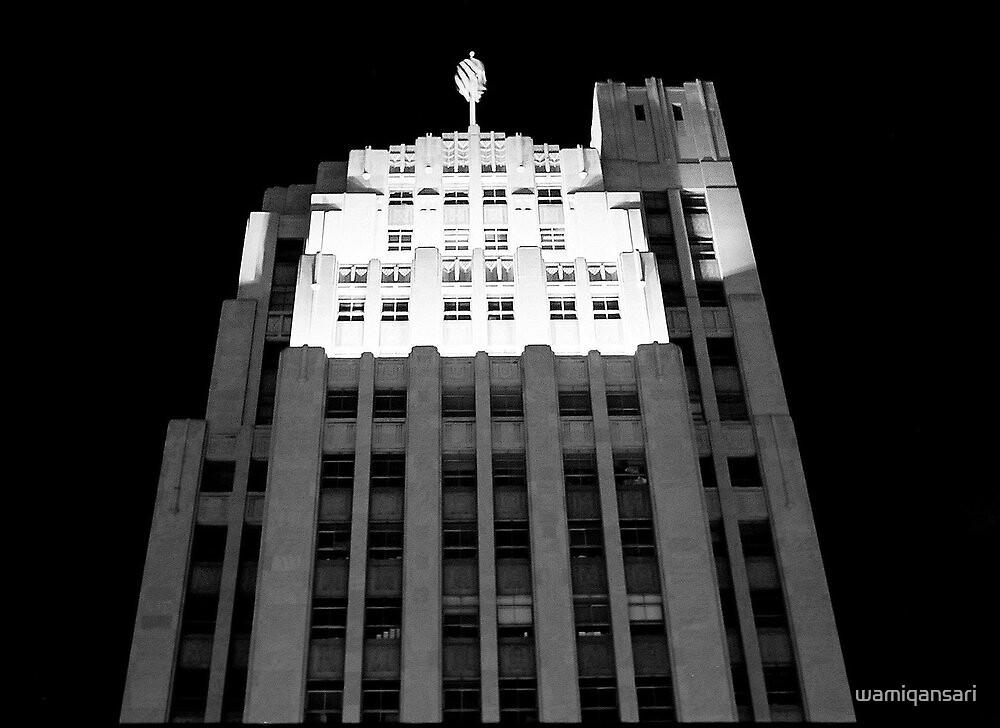 Liberty  Building by wamiqansari