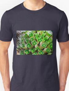flower macro, Scabiosa Caucasia Unisex T-Shirt
